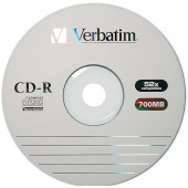 Диск CD-R 700MB Verbatim