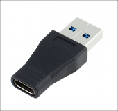 Переходник USB(M) 3.0 to Type-C(F) Perfeo A7021